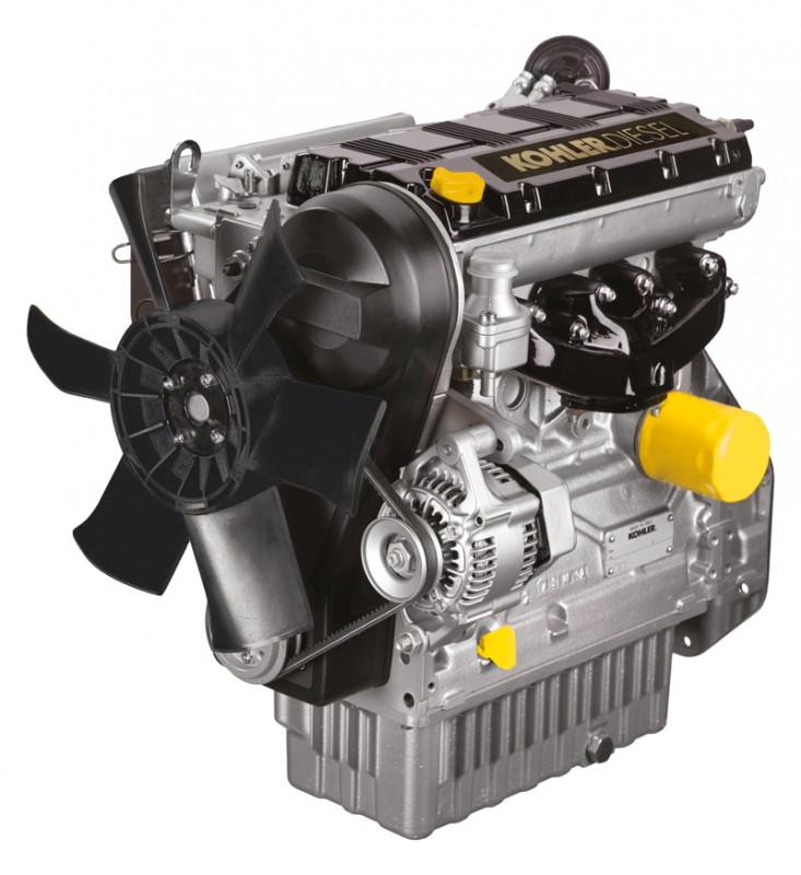 Kohler KDW1404 - 4 Cylinder Engine