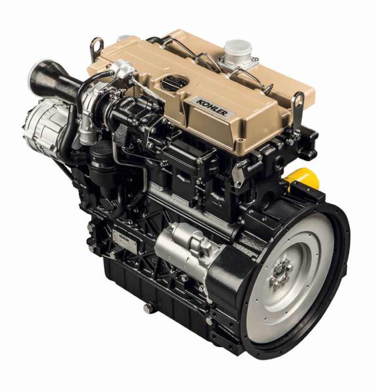 Kohler KDi2504M - 4 Cylinder Engine