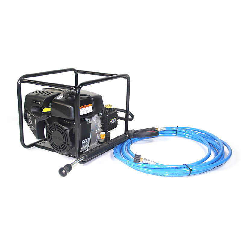 Petrol Cold Water Hobby Cleaner T100/11-P