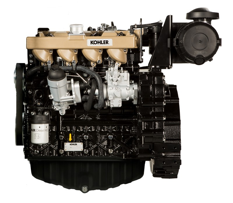 Kohler KDi3404TM - 4 Cylinder Turbo Engine