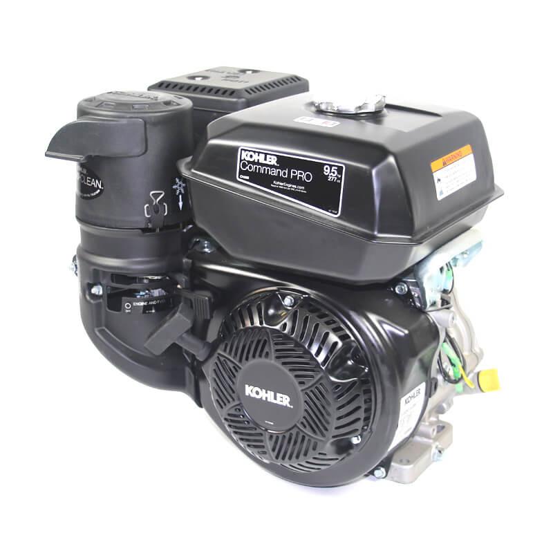 Kohler CH395 Single Cylinder Engine