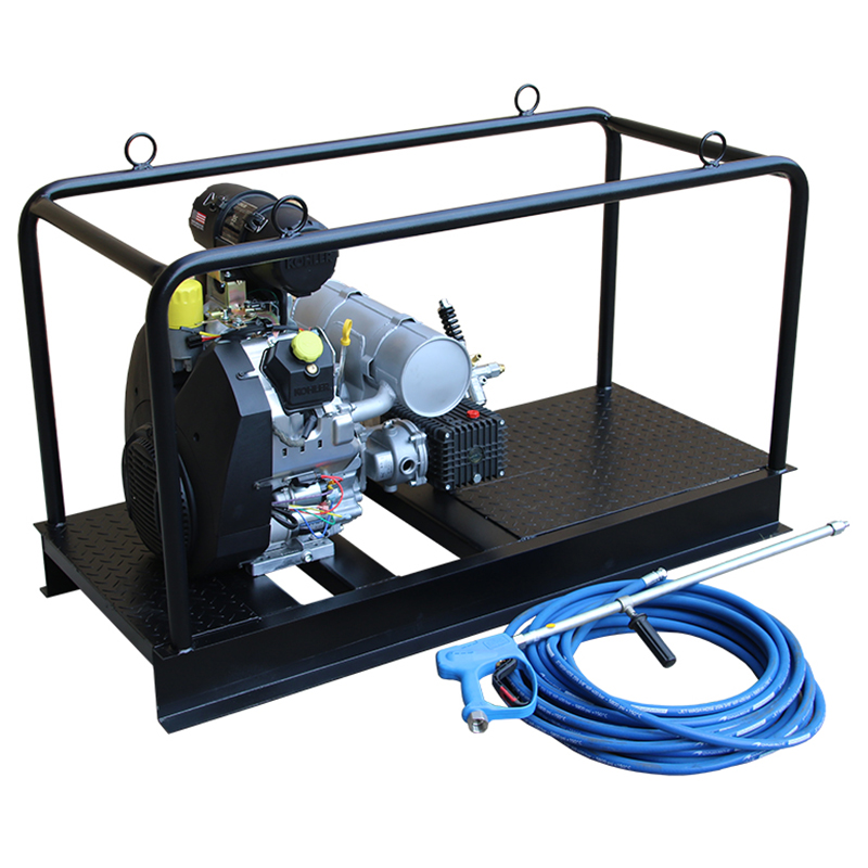 Petrol Cold Water Cleaner T500/21-P