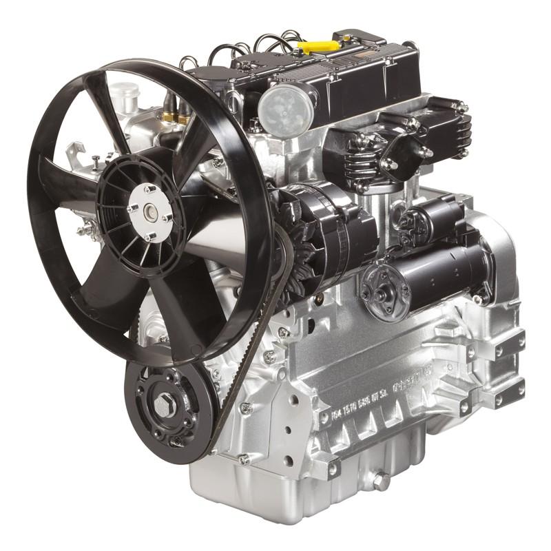 Kohler KDW1603 - 3 Cylinder Engine