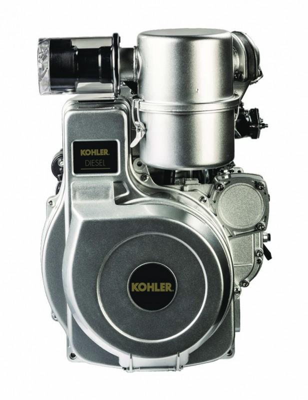 Kohler KD625-2 Twin Cylinder Engine