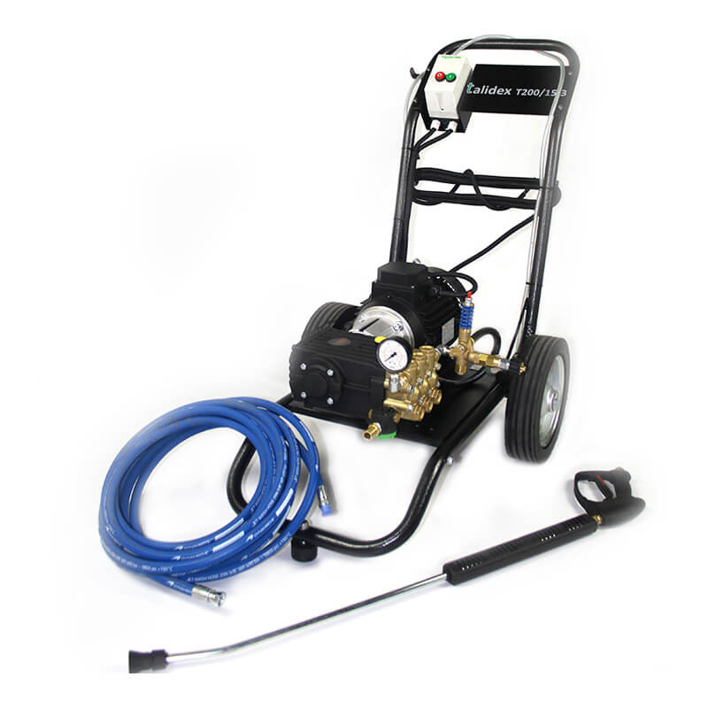 Entry Level Electric Cold Water High Pressure Cleaner T200/15-3-EL