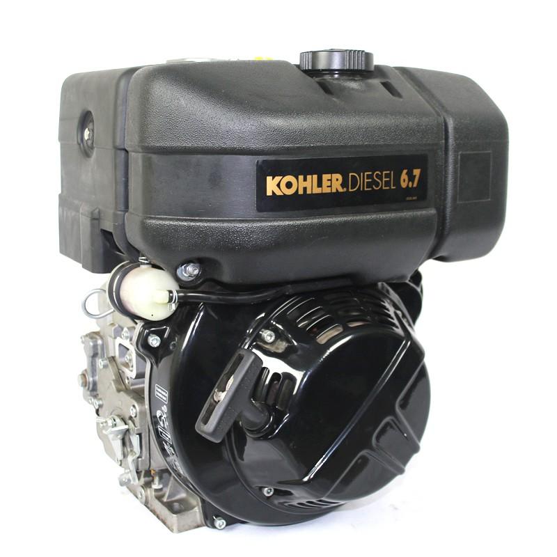 Kohler KD350 Single Cylinder Engine