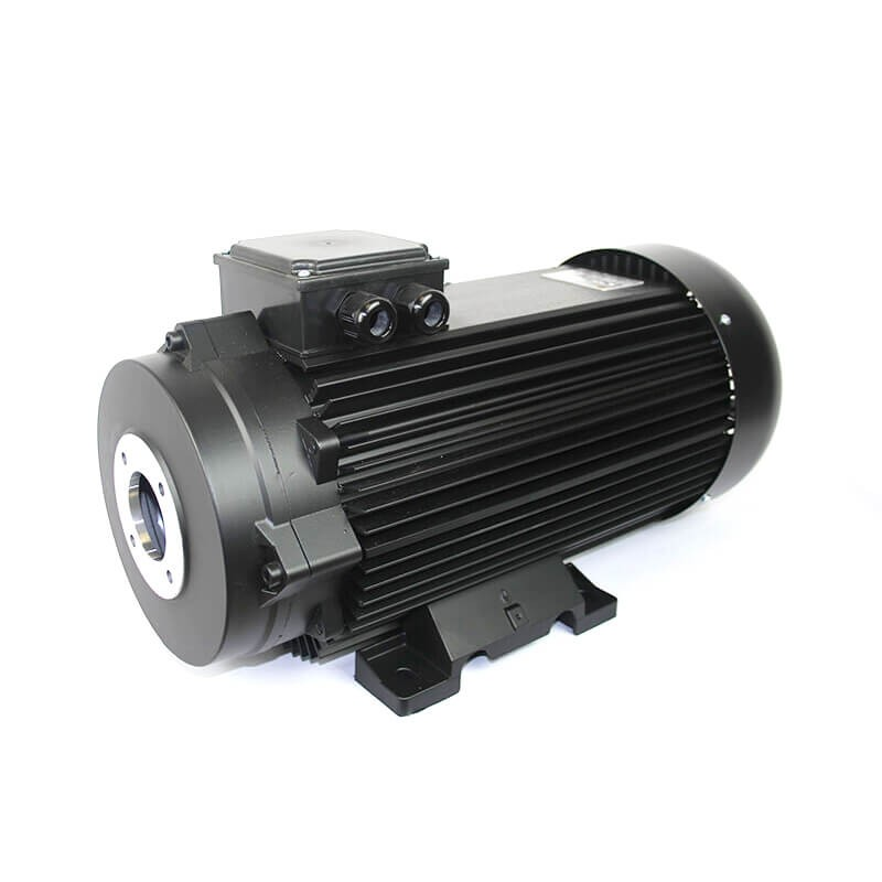 Orange1 | 15kw Double Flange Electric Motor