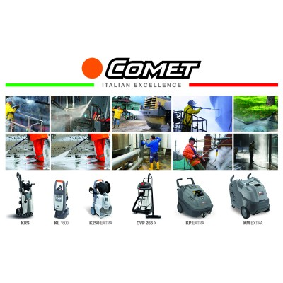Comet Imported Cold Water Electric Units