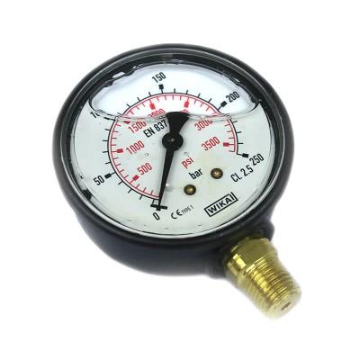 Pressure Gauge Bottom/Radial Entry ND 63