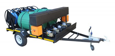 Electric Cold Water High Pressure Cleaner