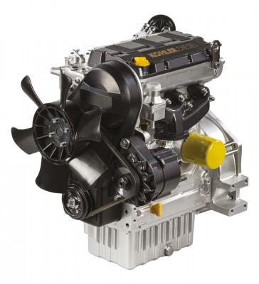 Kohler KDW1003 - 3 Cylinder Engine