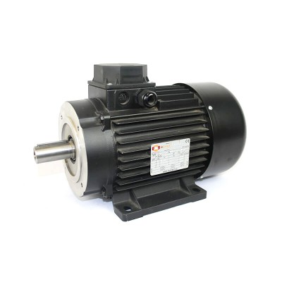 Solid Shaft Electric Motor